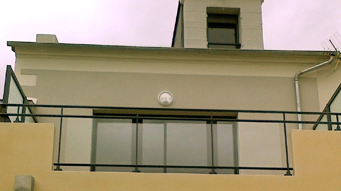 Menuiserie intérieure, balustrade
